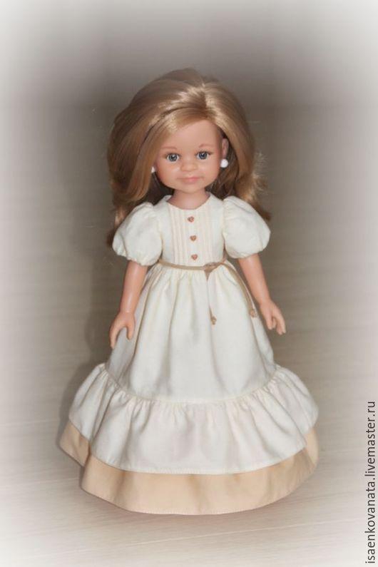 Одежда для кукол ручной работы. Ярмарка Мастеров - ручная работа. Купить Одежда для куклы Paola Reina 32см. Handmade. Комбинированный