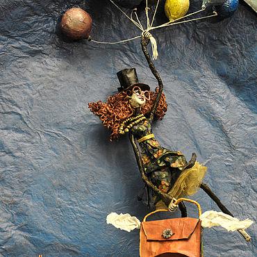 """Куклы и игрушки ручной работы. Ярмарка Мастеров - ручная работа """"Это Я"""". Handmade."""