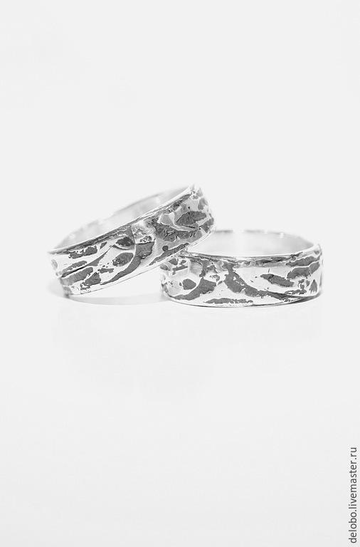 Кольца ручной работы. Ярмарка Мастеров - ручная работа. Купить Кольцо серебряное 11 110 /серебро 925 c чернением. Handmade.