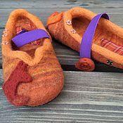 Обувь ручной работы. Ярмарка Мастеров - ручная работа Лиски для Алиски. Handmade.