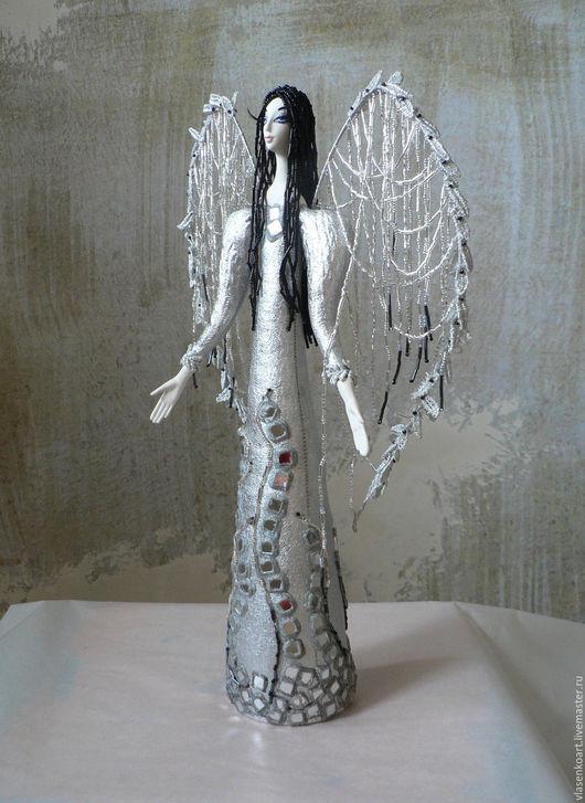 Ангел серебряного дождя. Vlasenkoart (Юлия Власенко)
