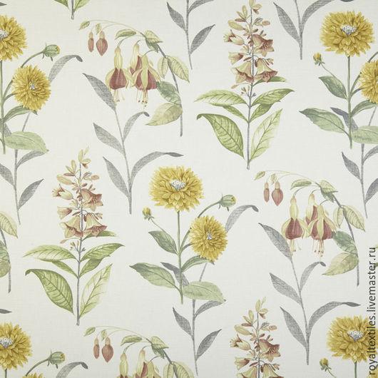 Премиальная портьерная ткань Prestigious Англия Эксклюзивные и премиальные английские ткани, знаменитые шотландские кружевные тюли, пошив портьер, а также готовые шторы и декоративные подушки.