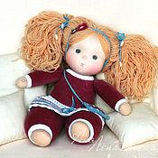 Куклы и игрушки ручной работы. Ярмарка Мастеров - ручная работа Шармелька Милочка. Handmade.