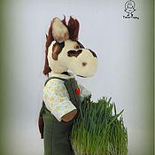Куклы и игрушки ручной работы. Ярмарка Мастеров - ручная работа Садовод-огородник. Handmade.