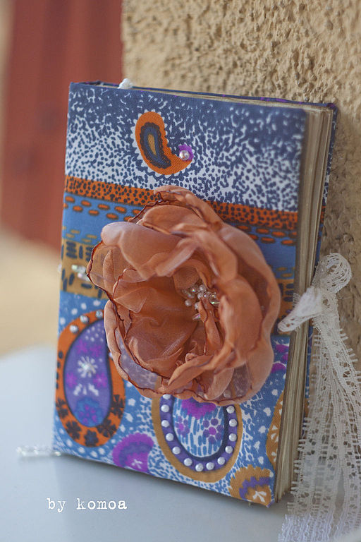 Блокноты ручной работы. Ярмарка Мастеров - ручная работа. Купить Огурцы. Handmade. Тёмно-фиолетовый, блокнот с вышивкой, состаренный стиль