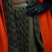 Одежда ручной работы. Ярмарка Мастеров - ручная работа Дизайнерская  юбка. Handmade.
