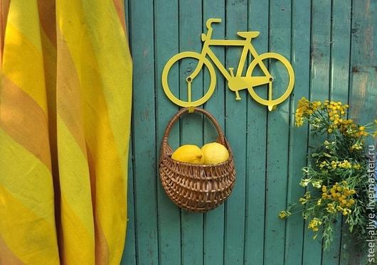 Лето продолжается, если дома вас встречает яркая, солнечная вешалка!