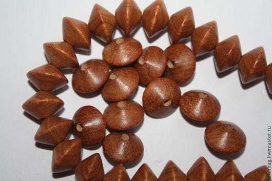 Для украшений ручной работы. Ярмарка Мастеров - ручная работа. Купить Байонг, бусина юла 15 мм. Handmade.