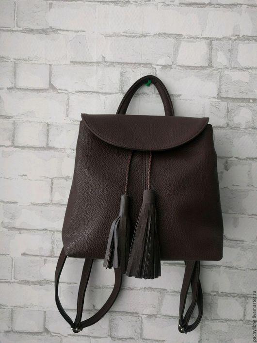 Стильный рюкзак, модель Мильтония