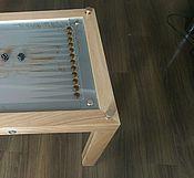 Для дома и интерьера ручной работы. Ярмарка Мастеров - ручная работа Стол нарды. Handmade.