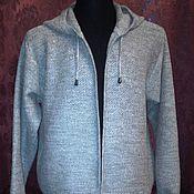 Одежда handmade. Livemaster - original item 100% linen Versatile jacket the Price of 2700 rubles. Handmade.