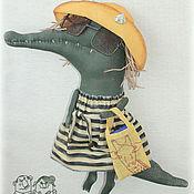 Куклы и игрушки ручной работы. Ярмарка Мастеров - ручная работа Лето, море, пляж, прибой.... Handmade.