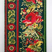 Канцелярские товары handmade. Livemaster - original item Passport cover Russian Style. Handmade.