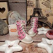 Одежда для кукол ручной работы. Ярмарка Мастеров - ручная работа Одежда для кукол: Обувь для кукол. Handmade.