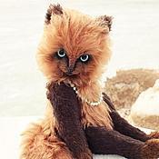 Куклы и игрушки ручной работы. Ярмарка Мастеров - ручная работа Кошка Айлис. Handmade.