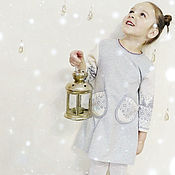 Платья ручной работы. Ярмарка Мастеров - ручная работа Платье с воспоминаниями. Handmade.