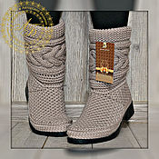 Обувь ручной работы. Ярмарка Мастеров - ручная работа Демисезонные полусапожки... ...Классика.... Lidiya quatro..цвет-фрез... Handmade.