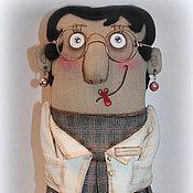 Куклы и игрушки ручной работы. Ярмарка Мастеров - ручная работа главВрач Бояна Рудольфовна. Handmade.