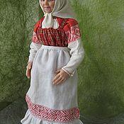 Куклы и игрушки handmade. Livemaster - original item Grandmother. Handmade.