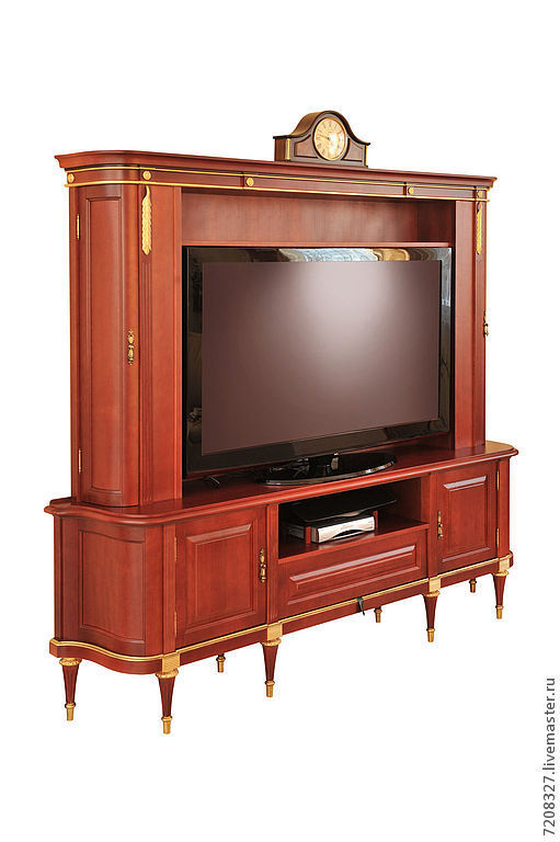 Wardrobe TV Stand. Rich, Stylish And At The Same Time Concise, ...