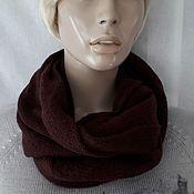 Снуды ручной работы. Ярмарка Мастеров - ручная работа Снуд шарф. Handmade.