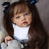 Куклы Reborn ручной работы. Ярмарка Мастеров - ручная работа кукла реборн Виктория. Handmade.