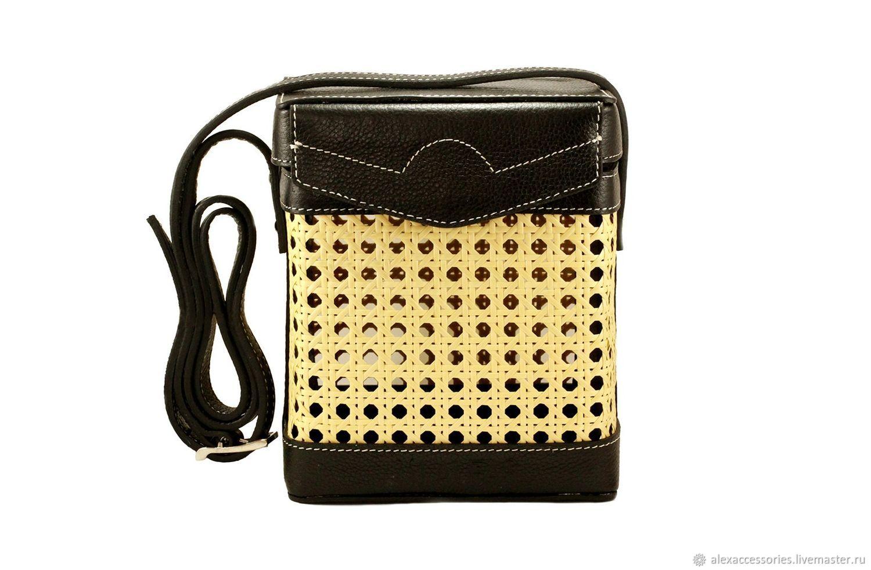 Кожаная черная сумка Gretta, Классическая сумка, Москва,  Фото №1