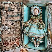Куклы и игрушки handmade. Livemaster - original item Doll antique style. boudoir doll.. Handmade.