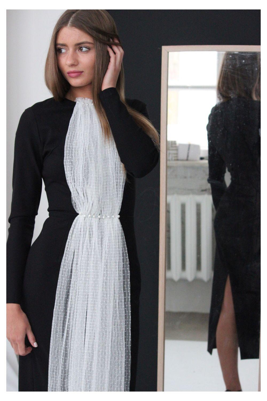 43cd491df56 Платье из джерси – купить в интернет-магазине на Ярмарке Мастеров с ...