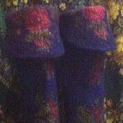 """Обувь ручной работы. Ярмарка Мастеров - ручная работа сапожки """"Русские"""". Handmade."""