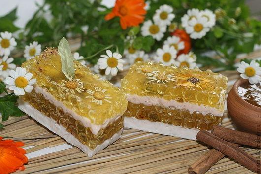 Мыло `Пряный медовик`