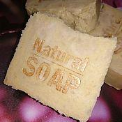 handmade. Livemaster - original item SOAP ON A RUSTIC BAKED GOAT`S MILK