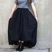"Одежда handmade. Livemaster - original item Long skirt ""I am YOU"" S0008. Handmade."