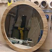 Для дома и интерьера handmade. Livemaster - original item Wall mirror. Handmade.