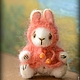 Мишки Тедди ручной работы. Ярмарка Мастеров - ручная работа. Купить Зайчонок Кроля. Handmade. Кролик, зайчик, зайка, маленький