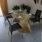 Для дома и интерьера handmade. Livemaster - original item Table design -