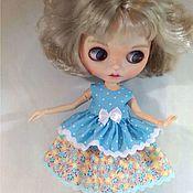 Одежда для кукол ручной работы. Ярмарка Мастеров - ручная работа Платья для кукол Блайз, подобных кукол.. Handmade.