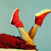 Обувь ручной работы handmade. Livemaster - original item Demi boots 6d-261 (СБ). Handmade.