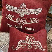 Подушки ручной работы. Ярмарка Мастеров - ручная работа Подушки: подушки. Handmade.