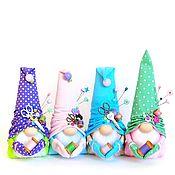 Куклы и игрушки handmade. Livemaster - original item MAGIC dwarf-needlebox. Handmade.