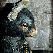 Куклы и игрушки ручной работы. Ярмарка Мастеров - ручная работа Кошка Матильда Найт. Handmade.