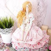 Кукла текстильная в стиле Тильда Флоренц