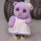 Куклы и игрушки handmade. Livemaster - original item Bear Sofa. Handmade.