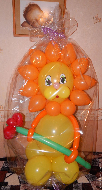 Воздушные шары с сюрпризами и приколами - подарок на все 13