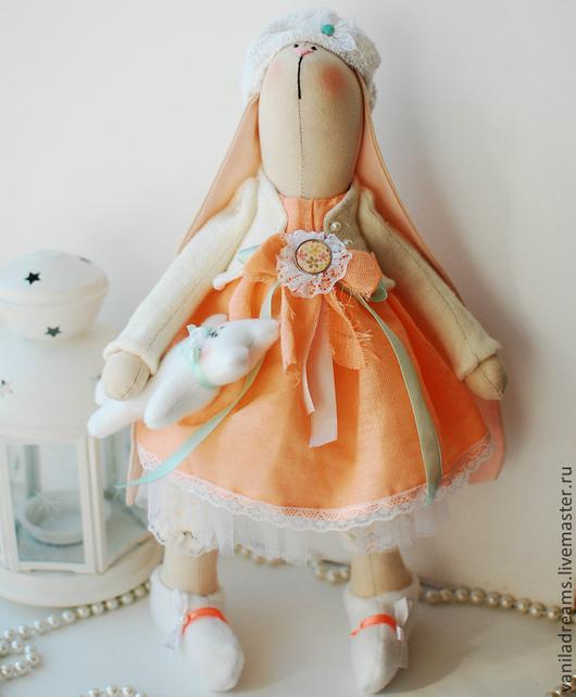 зайка,зайки,зайки тильда,тильда зайки,зайки текстильные,зайцы текстильные,зайцы из ткани,купить зайку,зайцы свадебные,зайцы в подарок,куклы Зубковой Ольги,Зубкова Ольга,Ярмарка Мастеров