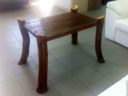 Мебель ручной работы. Ярмарка Мастеров - ручная работа. Купить Журнальный стол. Handmade. Стол, стол для дачи, эксклюзивный стол