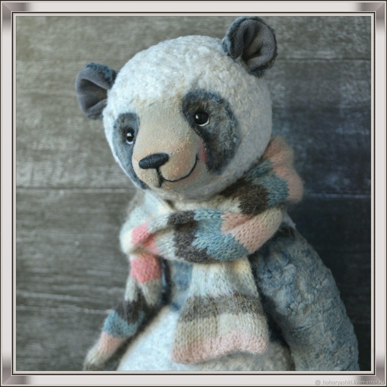 Panda, Stuffed Toys, Tomsk,  Фото №1