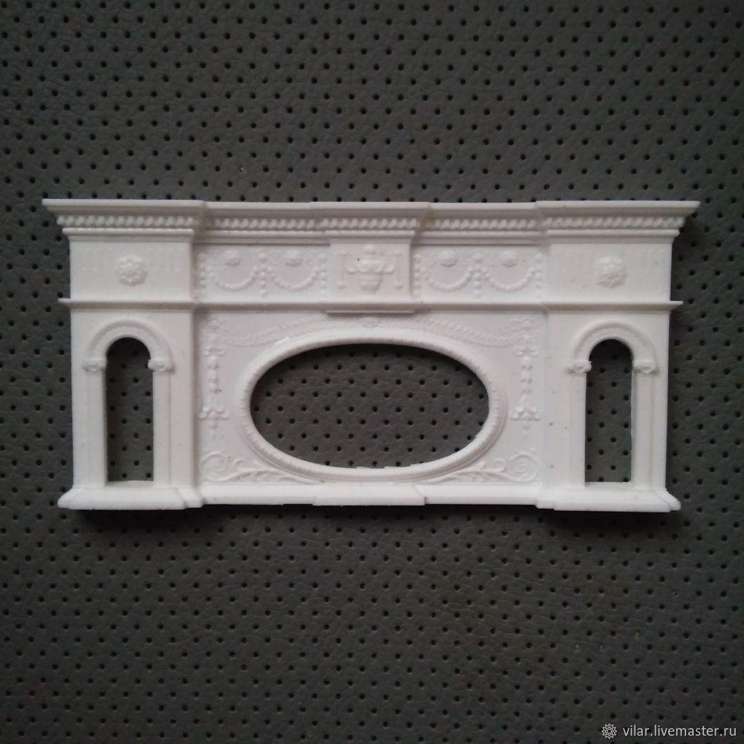 Архитектурный элемент, Декор для декупажа и росписи, Балашиха,  Фото №1