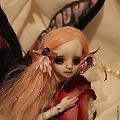 Куклы и игрушки handmade. Livemaster - original item Anemone. Handmade.
