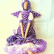 Куклы и игрушки ручной работы. Ярмарка Мастеров - ручная работа Лавандовая Фея Феона. Handmade.